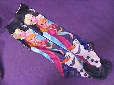 Disney Elsa and Anna Frozen stretch girls socks
