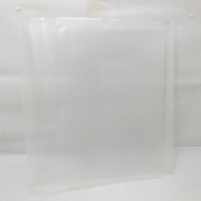 10X Jacket A4 Clear Book Cover Slip On Resuable