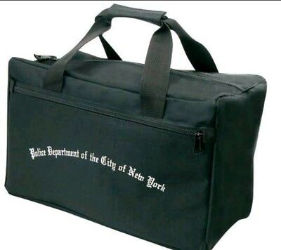 NYPD official Recruit Bag