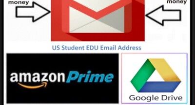 EDU Email for FREE: 6 Months Amazon Prime + Office 365