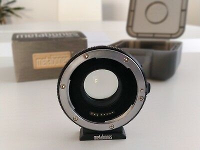Metabones Speed Booster ULTRA 0.71x, Canon EF Lens to Micro Four Thirds, OVP