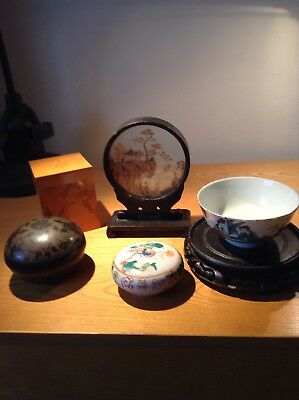 Antique/ Vintage Job Lot of interesting Collectables