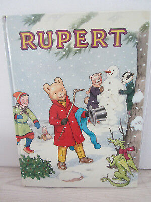 Original Rupert Bear Annual 1989 No 54 In Excellent Condition