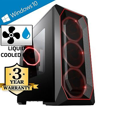 Potente Pc Fisso - 16GB Ram, 1TB HDD, Windows 10,8GB Rtx 2080
