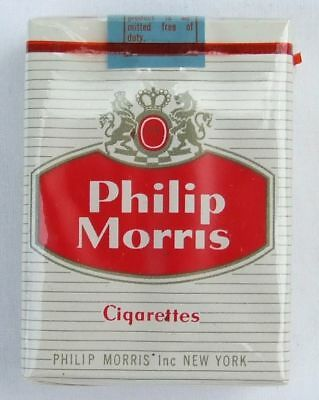 Cigarettes Philip Morris US WW2