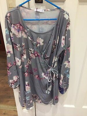 Bluebelle maternity (from ASOS) dress size 12 new