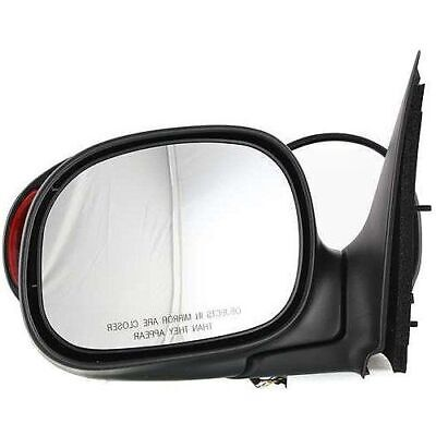 Kool Vue Mirror Set For 1992-1996 Ford F-150 Bronco Primed Left /& Right 2Pc