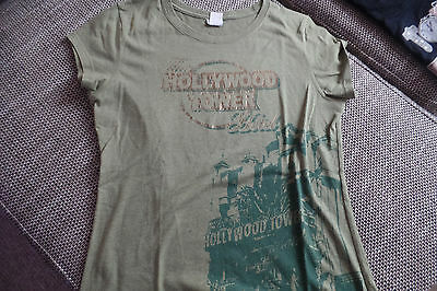 Disneyland Paris  T Shirt Hollywood Tower Gr.L