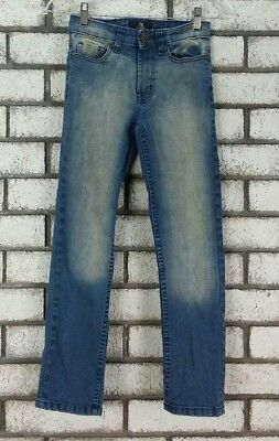 Buffalo David Bitton Boy Jeans Straight Leg Boys Pants BUSYB2148 Size 8