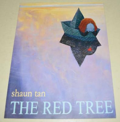 SHAUN TAN - The Red Tree [Paperback] [2010] Graphic Novel / Picture Book *EXC