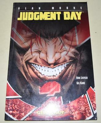 Alan Moore Judgment Day [Paperback] [2003] USA Release Graphic Novel *EXC Cond*