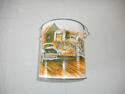 Tim Hall Artist Collection Choc Chip Biscuit Canister