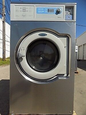 Wascomat 45LB Washer (CERTIFIED USED WITH A WARRANTY) SINGLE PHASE - Gen 6