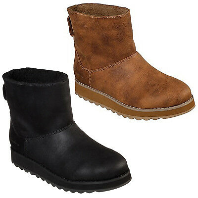 SKECHERS KEEPSAKES 2.0 - Cloud Peak Boots Lined Memory Foam ...