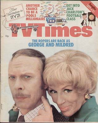 Tv Times  - The 1970's Dvd Rom Collection
