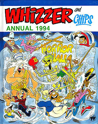 Whizzer & Chips - The Ultimate Dvd Rom Collection / Specials/annuals/comics
