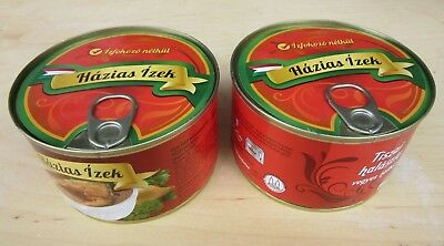 Hungarian Carp Fish Soup From Hungary (2 Portions) Ready To Eat