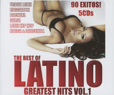 Various Artists-The Best Of Latino Greatest Hits Vol.1 (US IMPORT) CD NEW
