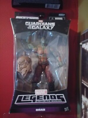 NEW! Drax / Groot / Marvel Legends Infinite Series / Guardians Of The Galaxy