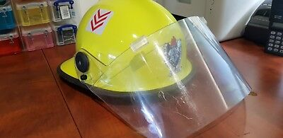 ARFF Pacific Firefighting helmet