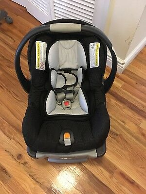 Pre-owed, Chicco KeyFit Infant Car Seat and Base, Ombra