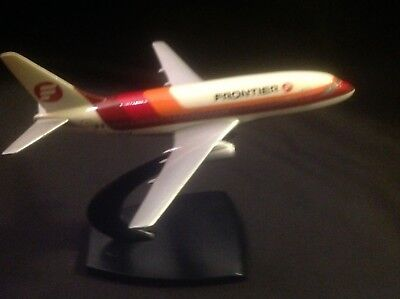 Air Jet Advance 1/144 Resin Boeing 737 - Frontier Airlines - MINT CONDITION