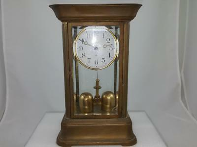 Antique G S Tiffany Electric Clock  Buffalo Never Wind Electric