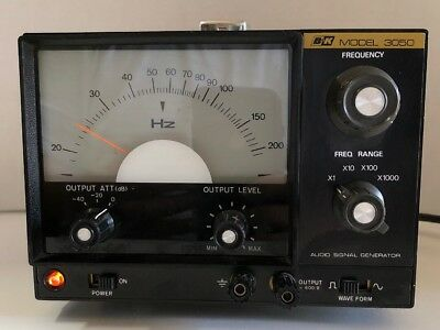 Vintage B&K Model 3050 Audio Signal Generator