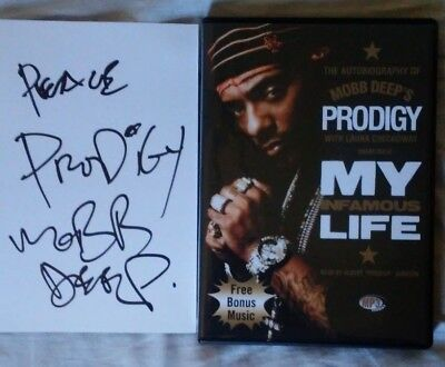 Prodigy Book My Infamous Life