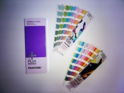 2016 Pantone Plus Series GP1601N Solid Coated/Uncoated Formula Guide