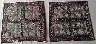 Beautiful Handmade Old Vintage Patch Work Cushions/pillow Cover India Fine Art20