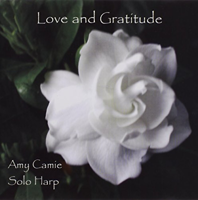 Amy Camie-Love and Gratitude (US IMPORT) CD NEW