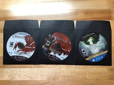 Dragon Age Ultimate Collection (Discs Only) Ps3 & Ps4