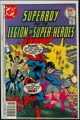 DC Comics SUPERBOY And The LEGION Of SUPER-HEROES #232 VFN/NM 9.0