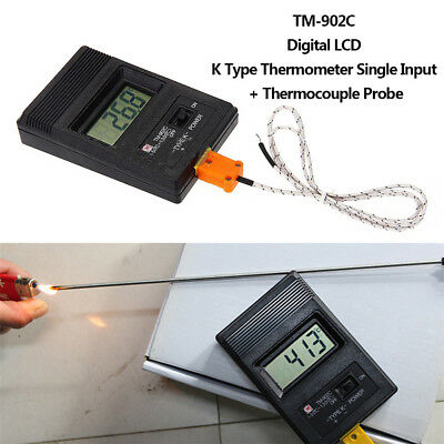 New Various K-Type Thermocouple Probe Sensor Temperature Controller -50 to 1300