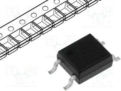 IS126 - 1pcs Photocoupleur; SMD; Canaux:1; Sortie: a transistors; Uisol:3,...