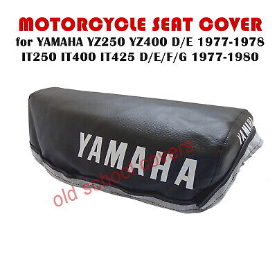 Motorcycle New Gripper Soft Seat Cover For Yamaha YZ250F YZ400F YZ426F 98-02 MX