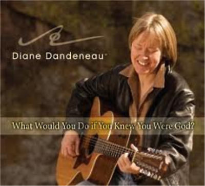 Diane Dandeneau-What Would You Do if You Knew You Were God? (US IMPORT) CD NEW