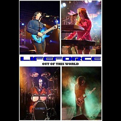 Lifeforce-Out of This World (US IMPORT) CD NEW