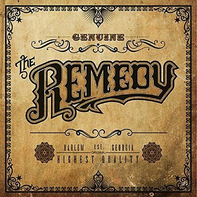 The Remedy-The Remedy (US IMPORT) CD NEW