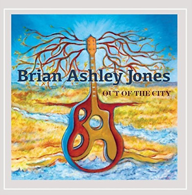 Brian Ashley Jones-Out of the City (US IMPORT) CD NEW
