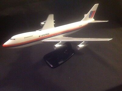 Air Jet Advance 1/200 Resin Boeing 747 - United Airlines - MINT CONDITION