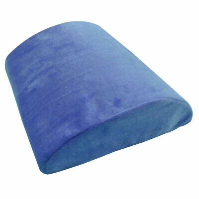 Leg Support Cushion with Blue Cover
