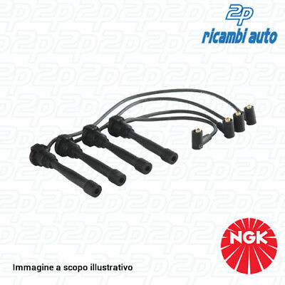 1 NGK 7707 Kit cavi accensione ELISE MGF 200 400 Tourer COUPE