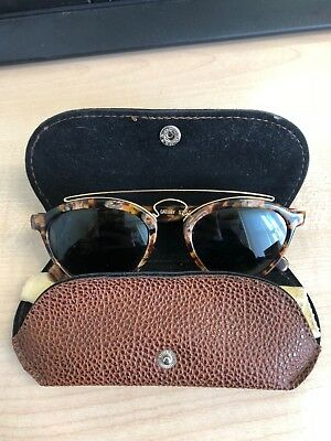 Vintage Rayban Gatsby Style 8 W1523 Sunglasses with Case