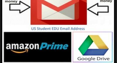 100 EDU Email include and 100edu email free FREE: 6 Months Amazon Prime + Office