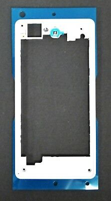 GENUINE SONY D5503 Xperia Z1 Compact Black Middle Cover