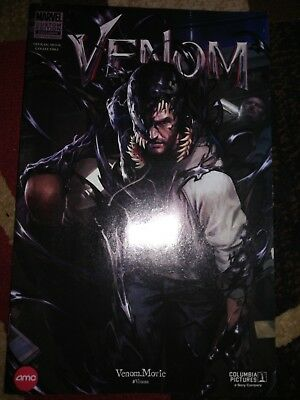 Marvel Limited Edition AMC Exclusive Movie VENOM #1 One Shot Comic OCT. 5, 2018