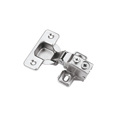 Face Frame  Overlay Concealed  Cabinet Hinge Compact Euro Self Closing