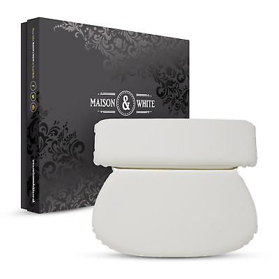 Luxury Bath Pillow | Home Spa Non-Slip Bathtub Cushion | Includes Gift Box | M&W